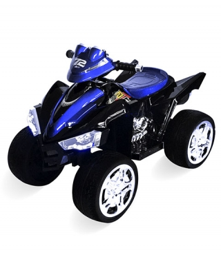 ATV electric copii Ready - albastru