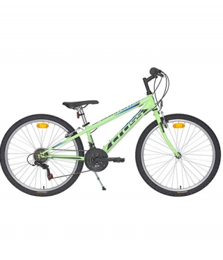Bicicleta Cross Speedster Steel 26 - verde