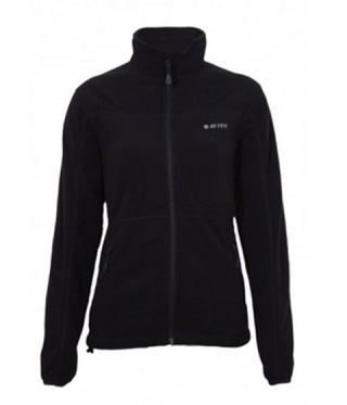 Jacheta fleece dama HI-TEC Lady Polaris - negru