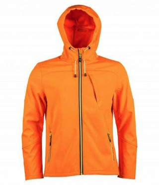 Geaca SoftShell Active Shell Cassian Flame