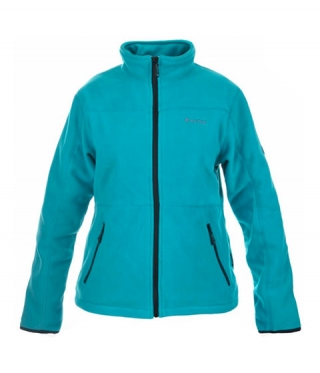 Jacheta fleece dama Lady Polaris - albastru