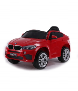 Jeep electric copii BMW X6M - JJ2199 rosu