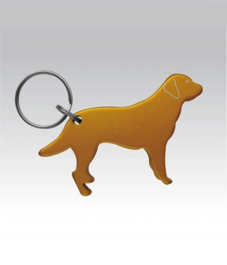Breloc MUNKEES Bottle Opener Labrador