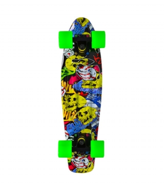 Penny Board BYOX Graffiti 22