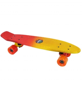 Pennyboard TEMPISH BUFFY STAR - galben/rosu