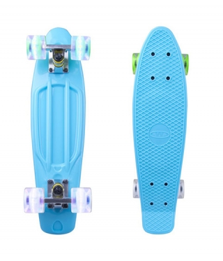 Pennyboard WORKER Sturgy 22 - albastru