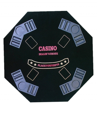 Masa de poker pliabila SPARTAN Poker Table Top