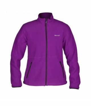 Jacheta fleece dama HI-TEC Lady Polaris - mov