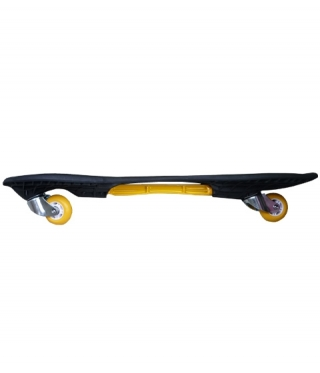 Ripstik skateboard SPARTAN Power Surfer - albastru