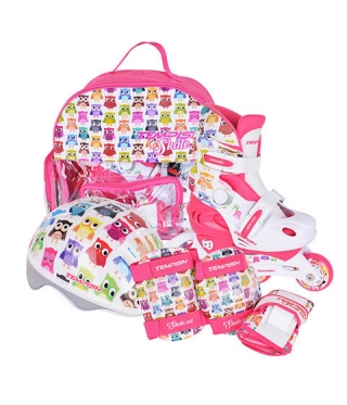 Set role copii TEMPISH Baby Skate OWL