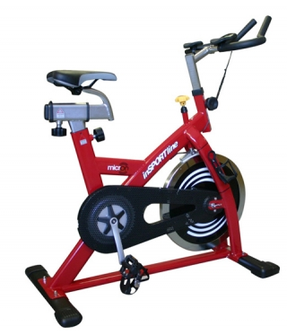Bicicleta indoor cycling inSPORTline Micron