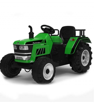 Tractor copii electric HL-2788 - verde