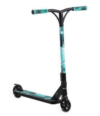 Trotineta freestyle Shock - turcoaz