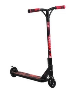 Trotineta freestyle Shock - rosu