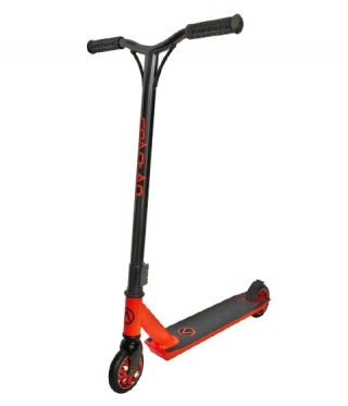 Trotineta freestyle SPARTAN Stunt neon/orange
