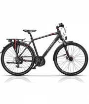 Bicicleta CROSS TRAVEL Man Trekking 28